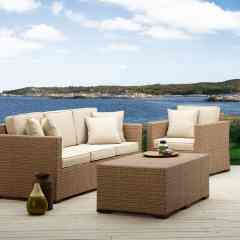 Outdoor Wicker Collection